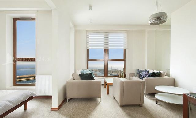 Mieszkanie do wynajęcia <span>Gdynia, Śródmieście, A. Hryniewickiego, Sea Towers</span>