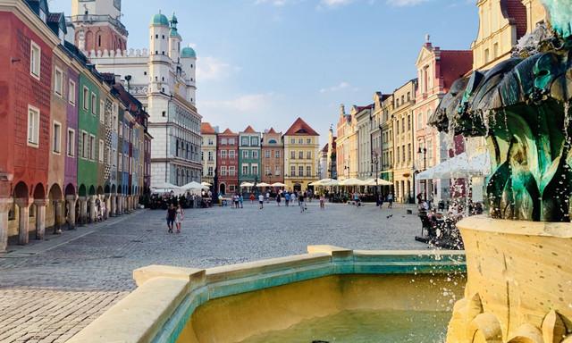 Lokal gastronomiczny na sprzedaż <span>Poznań, Stare Miasto, Stary Rynek</span>