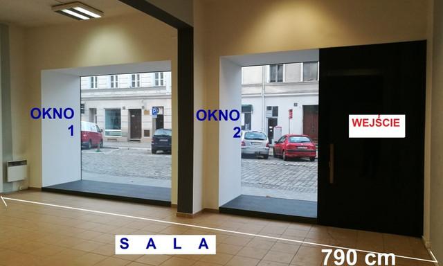 Lokal handlowy do wynajęcia <span>Poznań, Stare Miasto, Stary Rynek - Blisko</span>