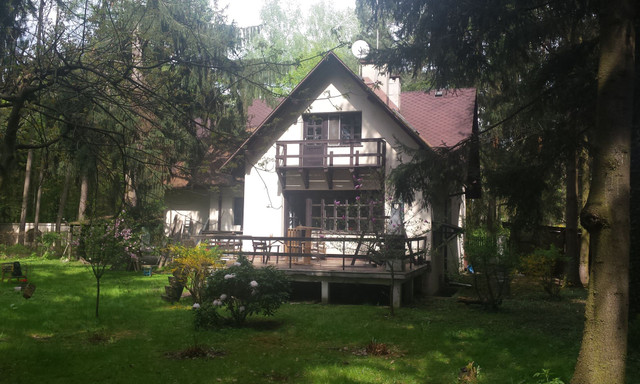 Dom na sprzedaż <span>Warszawski Zachodni (pow.), Łomianki (gm.), Dąbrowa, Modrzewiowa</span>