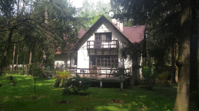 Morizon WP ogłoszenia | Dom na sprzedaż, Dąbrowa Modrzewiowa, 274 m² | 1455
