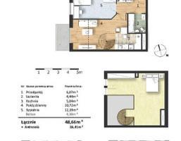 Morizon WP ogłoszenia | Mieszkanie w inwestycji Osiedle Słoneczne, Bydgoszcz, 77 m² | 9331