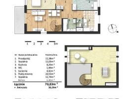 Morizon WP ogłoszenia | Mieszkanie w inwestycji Osiedle Słoneczne, Bydgoszcz, 107 m² | 9341