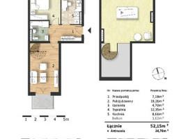 Morizon WP ogłoszenia | Mieszkanie w inwestycji Osiedle Słoneczne, Bydgoszcz, 52 m² | 9308