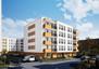 Morizon WP ogłoszenia | Mieszkanie w inwestycji ul. bpa A. Małysiaka, Kraków, 70 m² | 1017