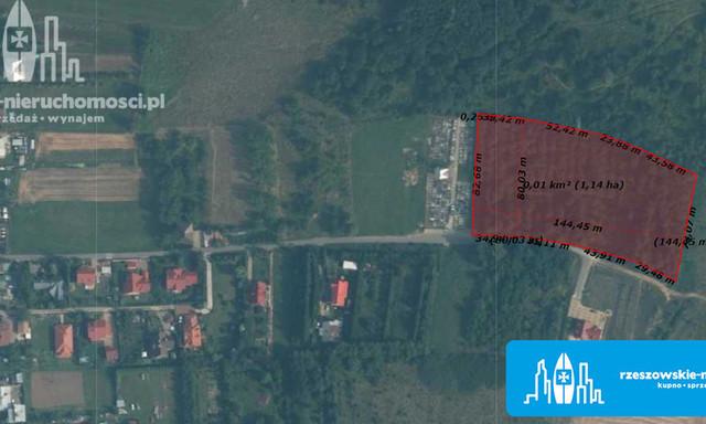 Działka na sprzedaż <span>Rzeszów, Biała</span>