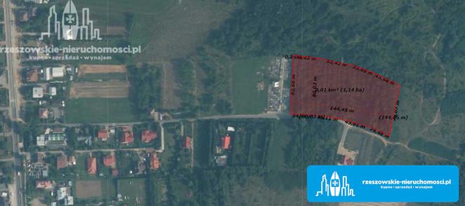 Morizon WP ogłoszenia | Działka na sprzedaż, Rzeszów Biała, 11500 m² | 0061