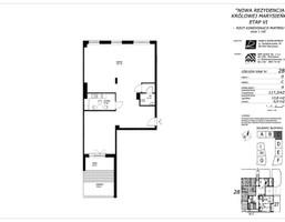 Morizon WP ogłoszenia | Lokal w inwestycji Nowa Rezydencja Królowej Marysieńki, Warszawa, 118 m² | 8531