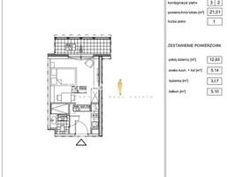 Morizon WP ogłoszenia | Kawalerka na sprzedaż, Warszawa Wola, 21 m² | 4687