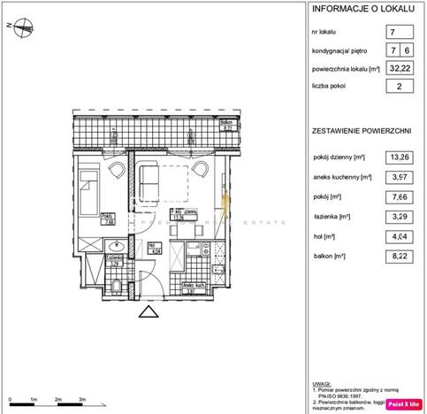 Morizon WP ogłoszenia | Mieszkanie na sprzedaż, Warszawa Wola, 32 m² | 8890