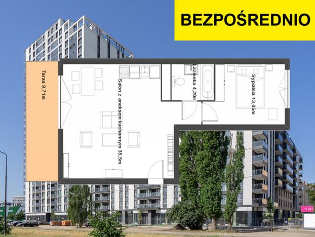 Morizon WP ogłoszenia | Mieszkanie na sprzedaż, Warszawa Praga-Południe, 53 m² | 5768