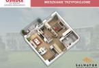 Morizon WP ogłoszenia | Mieszkanie w inwestycji Osiedle dla Rodziny, Kraków, 52 m² | 3521