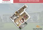 Morizon WP ogłoszenia | Mieszkanie w inwestycji Osiedle dla Rodziny, Kraków, 56 m² | 3501
