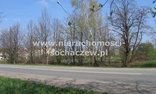 Działka na sprzedaż <span>Sochaczewski, Sochaczew</span>