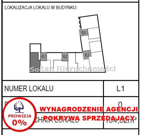 Morizon WP ogłoszenia   Lokal na sprzedaż, Warszawa Mokotów, 105 m²   1033