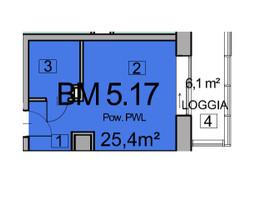 Morizon WP ogłoszenia | Mieszkanie w inwestycji Deo Plaza, Gdańsk, 25 m² | 5546