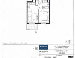Morizon WP ogłoszenia   Mieszkanie na sprzedaż, Gdańsk Jasień, 37 m²   6130