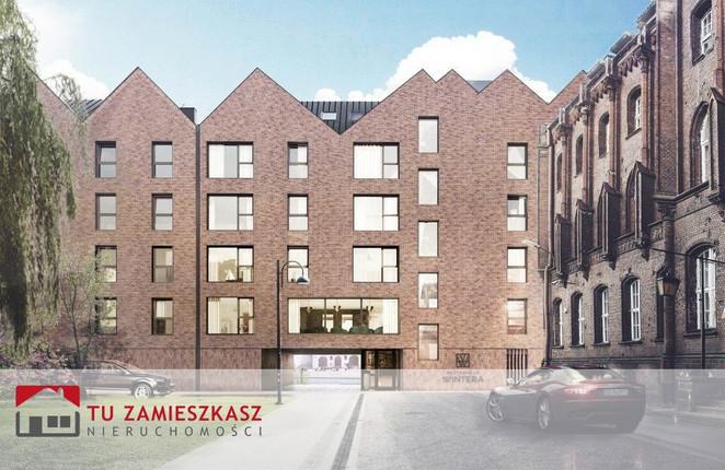 Morizon WP ogłoszenia | Mieszkanie na sprzedaż, Gdańsk Dolne Miasto, 33 m² | 3878