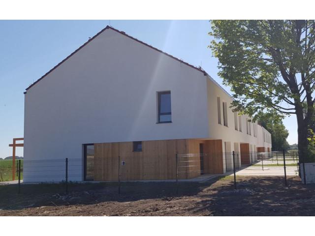 Morizon WP ogłoszenia | Dom w inwestycji Osiedle Magnice, Magnice, 149 m² | 6739