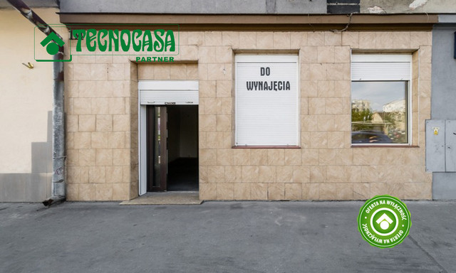 Lokal użytkowy do wynajęcia <span>Kraków, Prądnik Biały, aleja 29 Listopada</span>