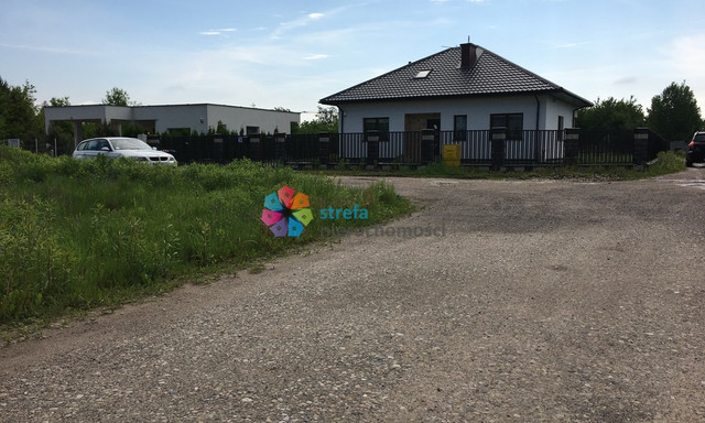 Działka na sprzedaż <span>Piaseczyński, Piaseczno, Baszkówka, Brzoskwiniowa</span>