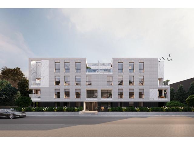 Morizon WP ogłoszenia   Mieszkanie w inwestycji Vangard Residence, Warszawa, 179 m²   3092