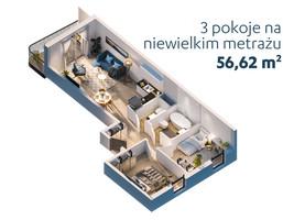 Morizon WP ogłoszenia | Mieszkanie na sprzedaż, Warszawa Bemowo, 57 m² | 8178