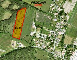Morizon WP ogłoszenia | Działka na sprzedaż, Wrocław Ratyń, 15001 m² | 6340