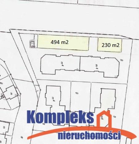Morizon WP ogłoszenia   Działka na sprzedaż, Szczecin Majowe, 724 m²   5220