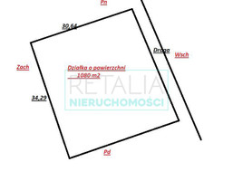 Morizon WP ogłoszenia | Działka na sprzedaż, Wola Prażmowska, 1080 m² | 3774