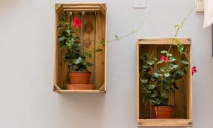 Drewniane skrzynki – doskonały materiał na meble