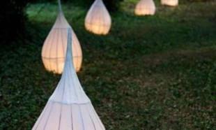 Oświetlenie tarasu, balkonu i ogrodu – 20 pomysłów