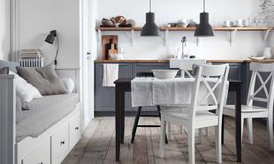 Rodzina, dzieci i niewiele miejsca. Jak urządzić małe mieszkanie?