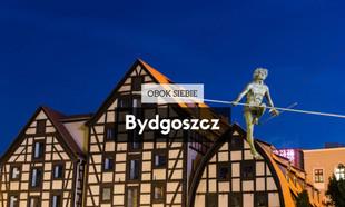 Obok siebie. Obcokrajowcy o Bydgoszczy – międzynarodowo nad Brdą