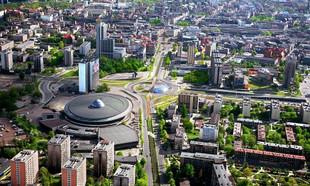 Rowerowy ranking miast 2018: Katowice na 4. miejscu. Rowery miejskie do poprawki