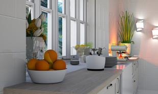 Oświetlenie kuchni – o czym musisz pamiętać?