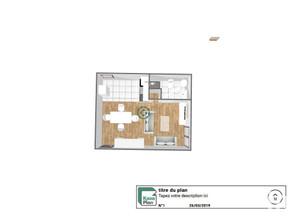 Kawalerka do wynajęcia, Francja Dannemois, 28 m²