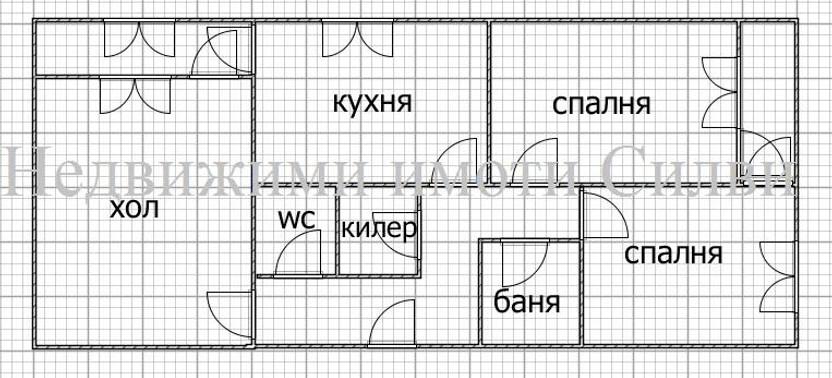 Mieszkanie na sprzedaż, Bułgaria Шумен/shumen, 90 m² | Morizon.pl | 3721
