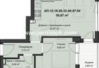 Morizon WP ogłoszenia   Mieszkanie na sprzedaż, 63 m²   8057