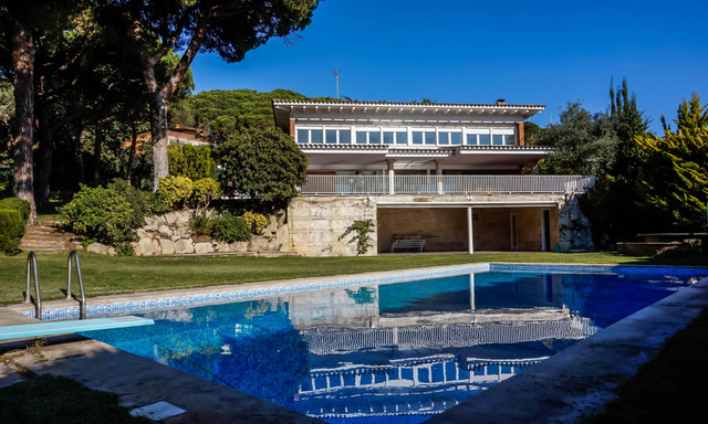 Dom na sprzedaż <span>Hiszpania, Sant Andreu De Llavaneres, Passeig de Bell-Aire</span>